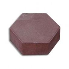 Плитка тротуарная «Соты» 250х150х80