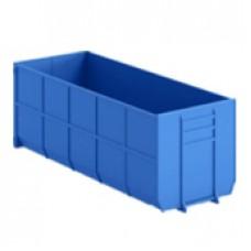 Вывоз мусора контейнером 27м3