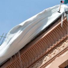 Абонентское обслуживание очистке снега по периметру кровли (1,5 метра от края крыши, 2 раза в месяц с декабря по март)