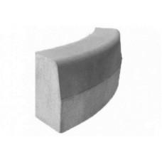 Бортовой камень БК 100-30-18-12