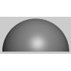 Полусфера бетонная ПБ-500