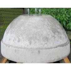Опора флагштока бетонная ОФБ-1000