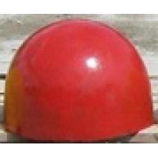 Полусфера бетонная крашеная ПБ-410К