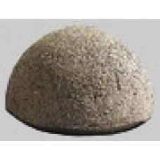 Полусфера бетонная офактуренная ПФС-500
