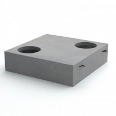 Верхний блок камеры футерованный ВБК 1.8-1-фут 2 ф630