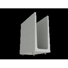 Лоток междушпальный ЛЖН-0.5-1.0